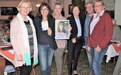 Bilder-Vortrag und Vorstellung von Barbara Becker und Gerlinde Martin