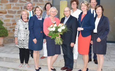 Empfang zum 70. Geburtstag von Lieselotte Feller